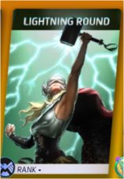 Thor Lightning Round (Anniversary)