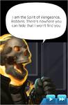 Dialogue Ghost Rider (Johnny Blaze)