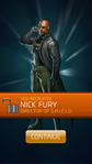 Recruit Nick Fury Director of SHIELD
