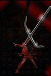 Elektra (Unkillable) Double-Double Cross