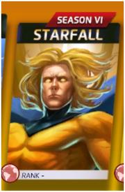 Starfall (Season VI)