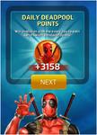 Deadpool (It's Me, Deadpool!) Deadpool Points