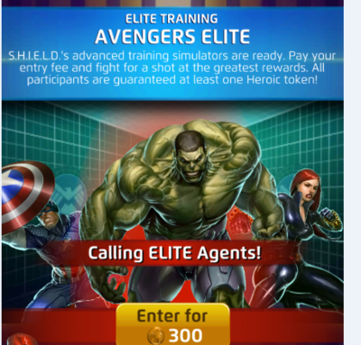 Avengers Elite (Elite Training)2