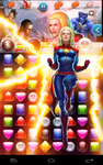 Captain Marvel (Modern) Hypersonic Punch
