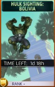 The Hulk Event Bolivia