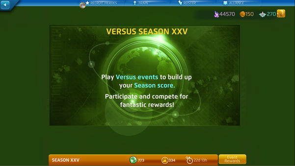 Season XXV Screen