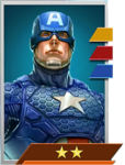 Enemy Steve Rogers (Captain America)