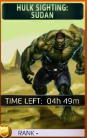 The Hulk Event Sudan