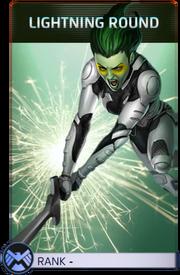 Gamora Lightning Round