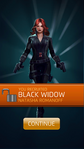 Recruit Black Widow (Natasha Romanoff)