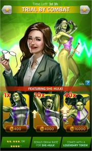 Trial By Combat (Season XIX) Offer