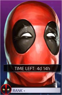 Deadpool vs Marvel Puzzle Quest I
