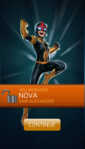 Recruit Nova (Sam Alexander)