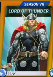 Lord of Thunder (Season VII)