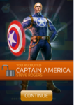 Recruit Steve Rogers (Super Soldier)