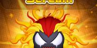 Battle with Scream