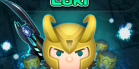 Battle with Loki