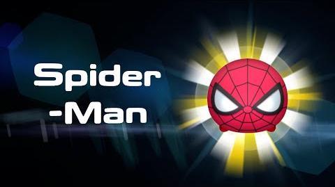 Spider-Man Skills Intro MARVEL Tsum Tsum