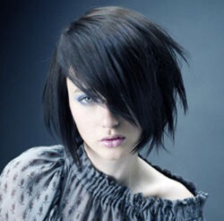 Emo-girl-black-hair