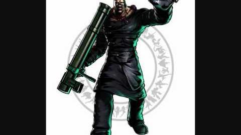 Ultimate Marvel vs Capcom 3 - Nemesis's Theme