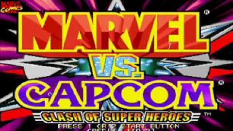 Marvel vs Capcom OST 42 - Megaman's Ending Theme 1