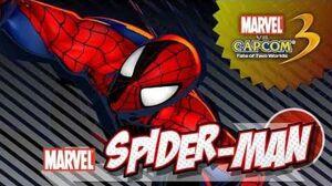 TGS Spider-Man Gameplay - MARVEL VS