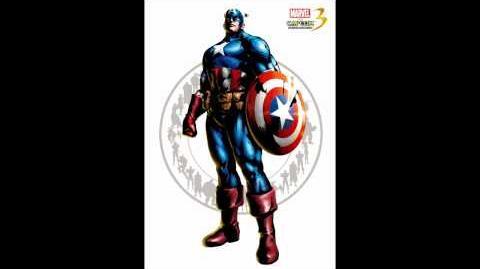 Marvel VS Capcom 3 - Captain America Theme