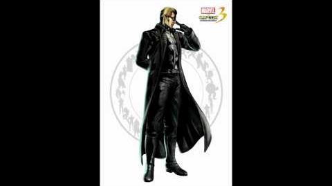Marvel VS Capcom 3 - Albert Wesker Theme