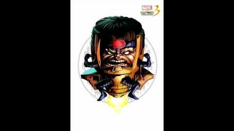 Marvel VS Capcom 3 - MODOK Theme