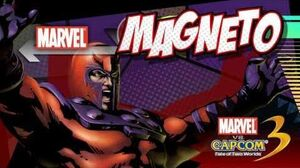 NYCC Magneto Gameplay - MARVEL VS