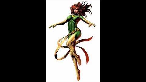 Marvel VS Capcom 3 - Phoenix's Theme