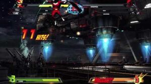Gamescom Viewtiful Joe Gameplay - MARVEL VS