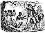 Slave-beaten