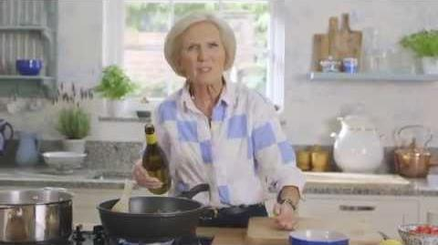 Mary Berry's Seafood Linguine
