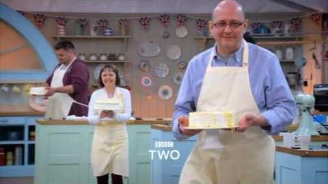 The Great British Bake Off Series 4 Trailer - BBC Two