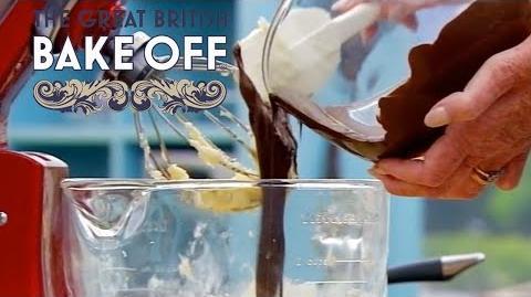 How to Make Sachertorte - The Great British Bake Off