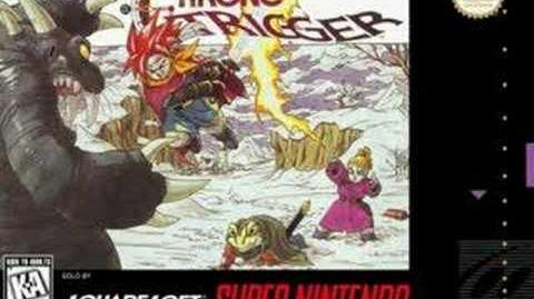 Frog's Theme Chrono Trigger Music