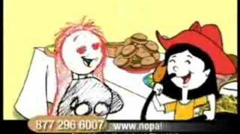 Nopalina Girl