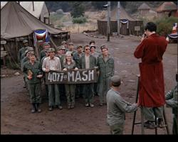 MASH episode-3x21 The Camp prepares for MacArthur