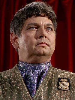 Logan Ramsey Claudius Marcus Star Trek