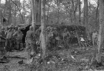 Battalion Aid Station-Amedd history