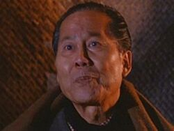 Keye Luke as Choi Sung Ho MASH