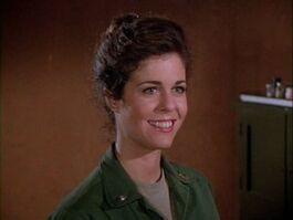 Rita Wilson as Nurse Lacey