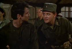 Private Gillis and LT Spears