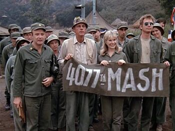 MASH personnel
