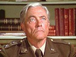 Robert Karnes as General Fred Fox