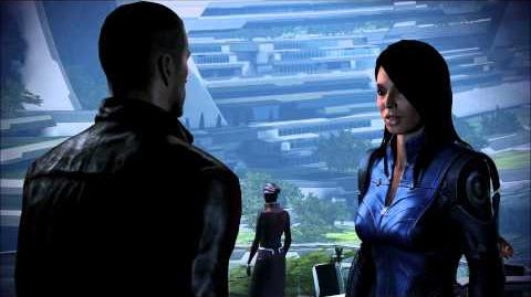 Mass Effect 3 Shepard & Ashley Romace 16c - Not So Crappy Commander (Romance)