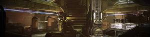 ME3 Firebase Reactor Hazard
