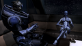 Normandy - garrus and liara in the lounge.png