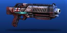 ME3 N7 Crusader Shotgun
